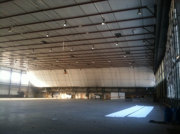Rantoul Hangar #3 - photo taken in July 2014